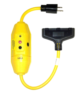 GFCI Extension Cords and Adapters